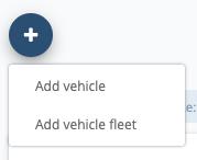 Add fleet button